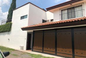 Foto de casa en renta en 18 oriente 815, cholula de rivadabia centro, san pedro cholula, puebla, 0 No. 01