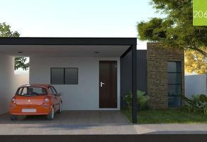 Foto de casa en venta en 18 , san pedro cholul, mérida, yucatán, 0 No. 01