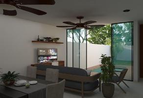 Foto de casa en venta en 18b , san pedro cholul, mérida, yucatán, 0 No. 01