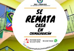 Foto de casa en venta en Tlatel Xochitenco, Chimalhuacán, México, 20343496,  no 01