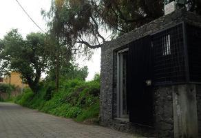 Foto de terreno habitacional en venta en 1a cerrada de prolongacion abasolo 142, colinas del bosque, tlalpan, df / cdmx, 5580566 No. 01