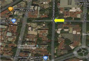 Foto de terreno habitacional en venta en Polanco V Sección, Miguel Hidalgo, DF / CDMX, 21043424,  no 01