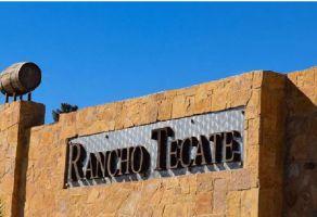 Foto de terreno habitacional en venta en Hacienda Tecate, Tecate, Baja California, 15285405,  no 01