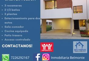 Foto de casa en renta en Independencia, Toluca, México, 20637500,  no 01