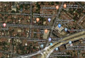 Foto de terreno habitacional en venta en Los Alpes, Álvaro Obregón, DF / CDMX, 15205315,  no 01