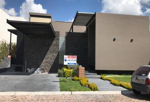 Foto de casa en condominio en venta en 1era de campanario de santa ana , el campanario, querétaro, querétaro, 7570022 No. 01