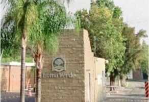 Foto de terreno habitacional en venta en Loma Verde, León, Guanajuato, 17259559,  no 01