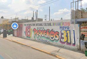 Foto de terreno comercial en venta y renta en Artesanos, Chimalhuacán, México, 16250407,  no 01