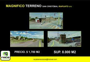 Foto de terreno comercial en venta en San José Bernalejo (El Ranchito), Irapuato, Guanajuato, 5903838,  no 01