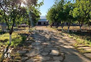 Foto de rancho en venta en  , 1o de mayo fovissste, hidalgo del parral, chihuahua, 18416602 No. 01