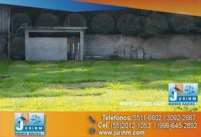 Foto de terreno habitacional en venta en 1ra cerrada de oyameles , las delicias, atlautla, méxico, 18269937 No. 01
