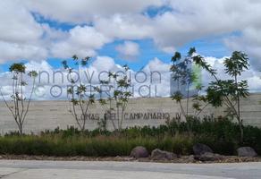 Foto de terreno habitacional en venta en 1ra cerrada , lomas del campanario iii, querétaro, querétaro, 16520723 No. 01