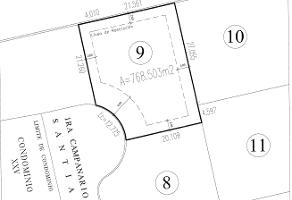 Foto de terreno habitacional en venta en 1ra de santiago , el campanario, querétaro, querétaro, 0 No. 01