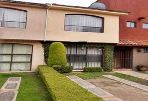 Foto de casa en renta en 2 cerrada , ex-hacienda san jorge, toluca, méxico, 0 No. 01