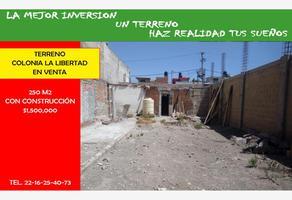Foto de terreno habitacional en venta en 2 sur 307, la libertad, puebla, puebla, 0 No. 01