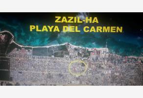 Foto de terreno habitacional en venta en 20 20, zazil ha, solidaridad, quintana roo, 13248980 No. 01