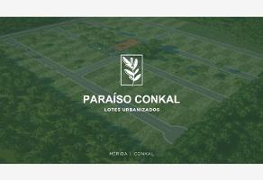 Foto de terreno habitacional en venta en 20 , conkal, conkal, yucatán, 0 No. 01