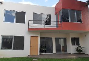 Foto de casa en venta en 20 de noviembre 00, atlacomulco, jiutepec, morelos, 9464416 No. 01