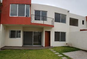 Foto de casa en renta en 20 de noviembre , ampliación chapultepec, cuernavaca, morelos, 0 No. 01