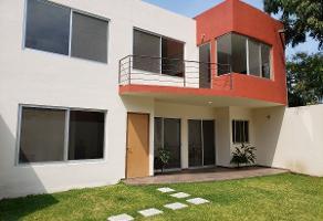 Foto de casa en venta en 20 de noviembre , atlacomulco, jiutepec, morelos, 12271740 No. 01