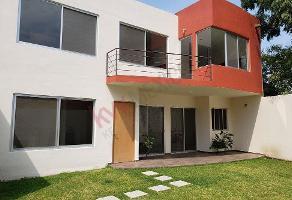 Foto de casa en venta en 20 de noviembre , atlacomulco, jiutepec, morelos, 9024393 No. 01