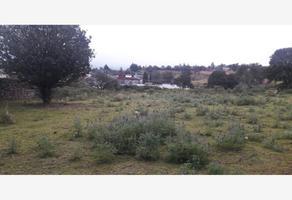 Foto de terreno comercial en venta en 20 de noviembre , el arenal (camino al arenal), ayapango, méxico, 0 No. 01