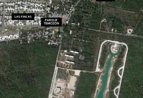 Foto de terreno habitacional en venta en 20 , temozon norte, mérida, yucatán, 0 No. 01
