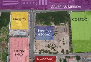 Foto de terreno comercial en venta en 20a , revolución, mérida, yucatán, 0 No. 01