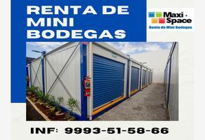 Foto de bodega en renta en 21 435, ciudad industrial, mérida, yucatán, 19968136 No. 01