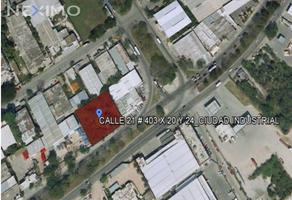 Foto de terreno industrial en venta en 21 487, ciudad industrial, mérida, yucatán, 6938269 No. 01