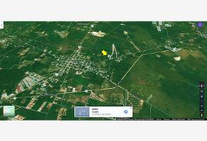 Foto de terreno habitacional en venta en 21 a 22, conkal, conkal, yucatán, 0 No. 01