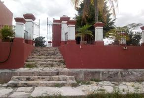 Foto de rancho en venta en 21 , baca, baca, yucatán, 14369813 No. 01