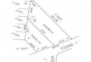 Foto de terreno habitacional en venta en 21 de marzo , aserradero, santiago, nuevo león, 0 No. 01