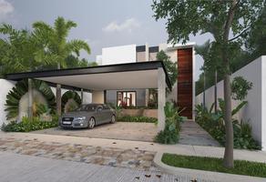 Foto de casa en venta en 22 57 calle , algarrobos desarrollo residencial, mérida, yucatán, 16173638 No. 01