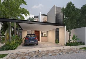 Foto de casa en venta en 22 57 calle , algarrobos desarrollo residencial, mérida, yucatán, 16173642 No. 01