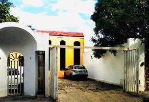 Foto de casa en venta en 22 , chuburna de hidalgo iii, mérida, yucatán, 0 No. 01