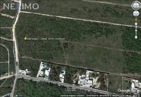 Foto de terreno industrial en venta en 22 diagonal , cholul, mérida, yucatán, 9265767 No. 01