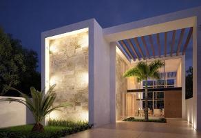 Foto de casa en venta en 22 , verde limón conkal, conkal, yucatán, 14369949 No. 01