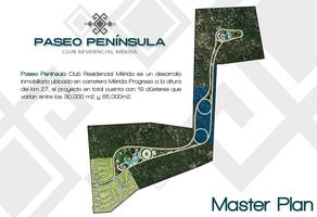 Foto de terreno habitacional en venta en  , 23 de noviembre, progreso, yucatán, 0 No. 01