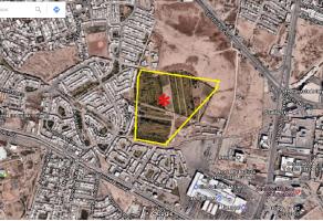 Foto de terreno habitacional en venta en Bosques del Sol, Juárez, Chihuahua, 16083611,  no 01