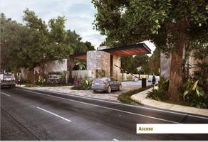 Foto de terreno habitacional en venta en 23a , cholul, mérida, yucatán, 0 No. 01