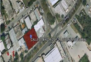 Foto de terreno habitacional en venta en 24 , ciudad industrial, mérida, yucatán, 0 No. 01