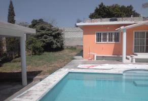 Foto de casa en venta en 24 de febrero 4, lázaro cárdenas, yautepec, morelos, 0 No. 01