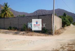Foto de terreno habitacional en venta en 24 de febrero , morro de mazatan, santo domingo tehuantepec, oaxaca, 8323771 No. 01