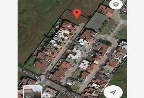 Foto de terreno habitacional en venta en 24 norte 101, morillotla, san andrés cholula, puebla, 0 No. 01