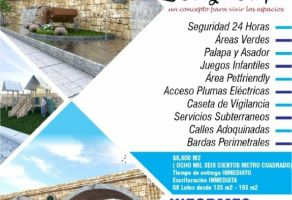 Foto de terreno habitacional en venta en Actipac, San Andrés Cholula, Puebla, 21921369,  no 01