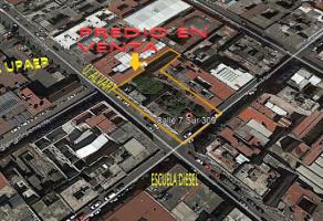 Foto de terreno habitacional en venta en Centro, Puebla, Puebla, 17401467,  no 01