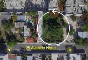 Foto de terreno comercial en venta en 25 avenida , playa del carmen centro, solidaridad, quintana roo, 0 No. 01