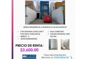 Foto de casa en renta en Banus, Tlajomulco de Zúñiga, Jalisco, 17188932,  no 01