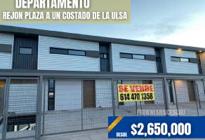 Foto de departamento en venta en Cerrada Baena, Chihuahua, Chihuahua, 20028601,  no 01
